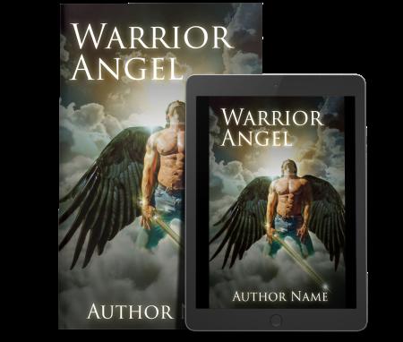 Warrior-Angel-book-ereader-mockup