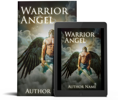 Warrior-Angel-book-ereader-mockup